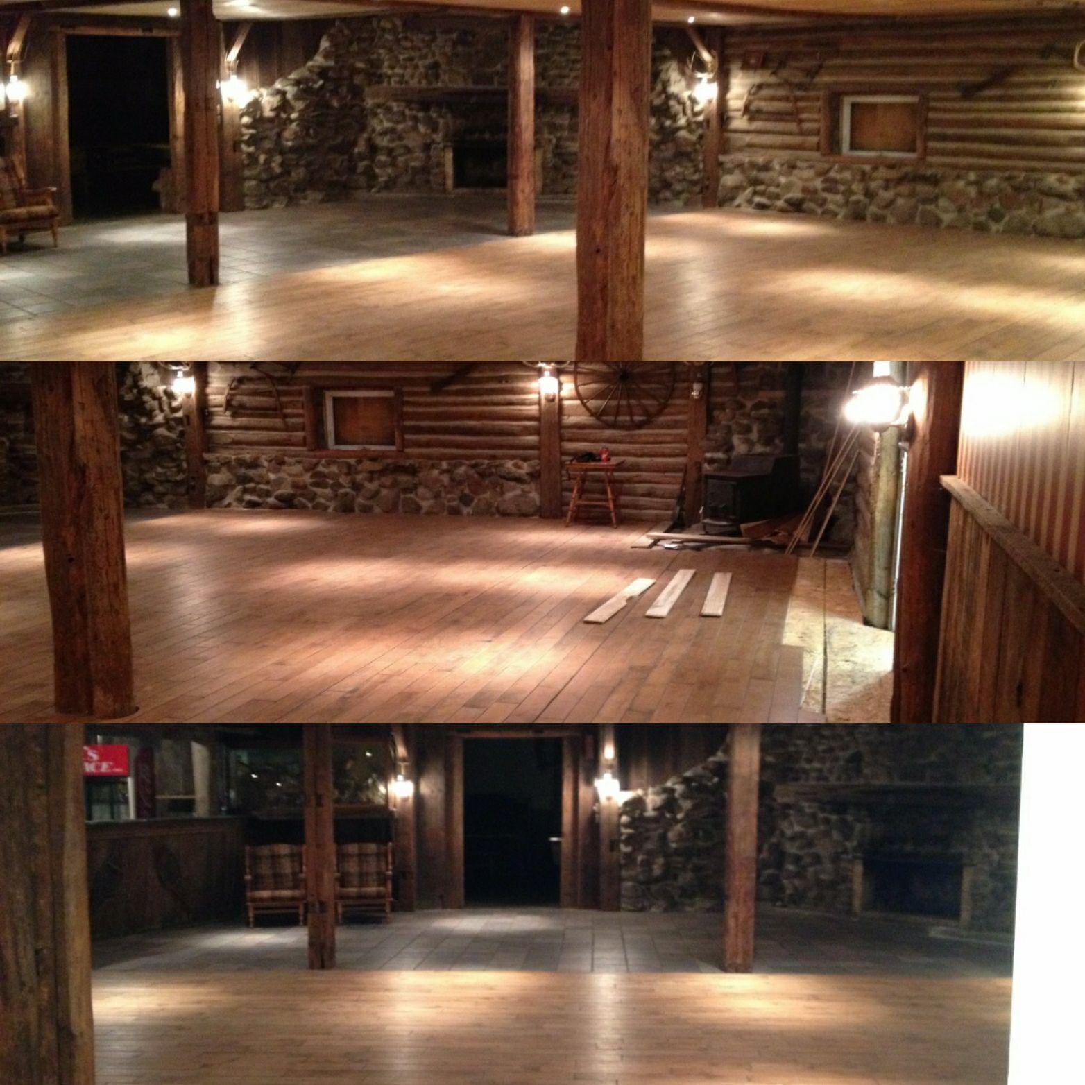 Restored Family Dance Bar